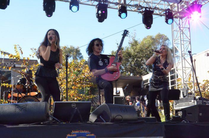 Liquid Blue Band in San Diego CA at UCSD