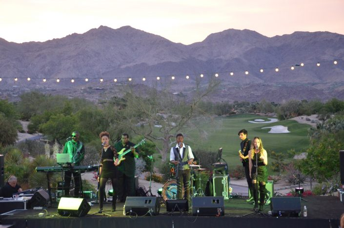 Palm Desert Event